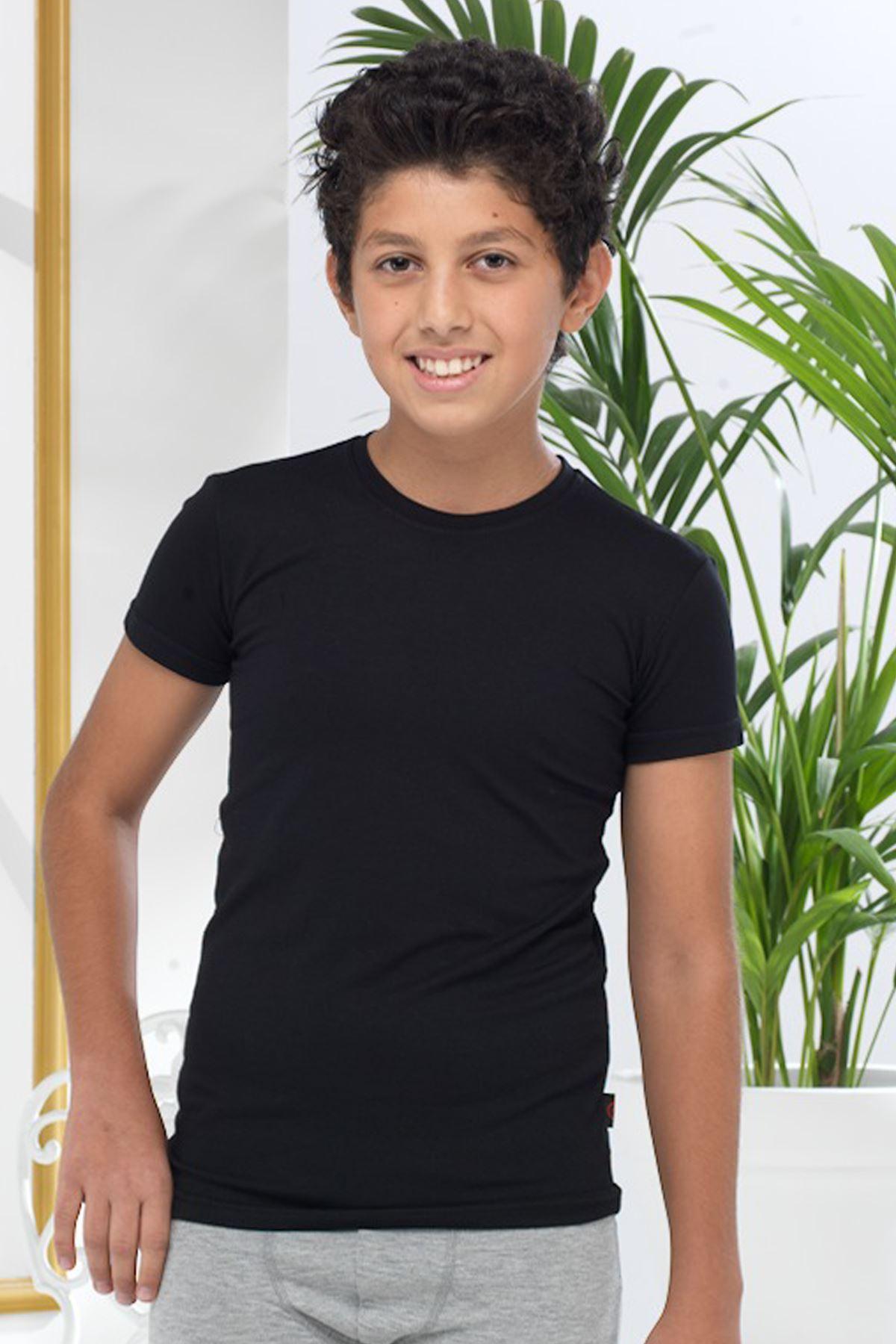 Erkek Çocuk Siyah Modal Body 319